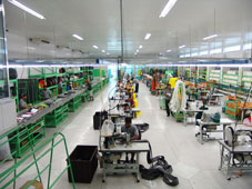 A fábrica da Tecnotextil tornou-se a maior em área construída no Brasil