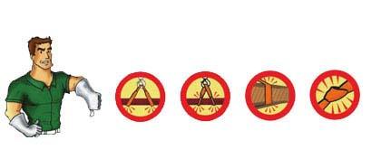 O que é proibido na movimentação de cargas