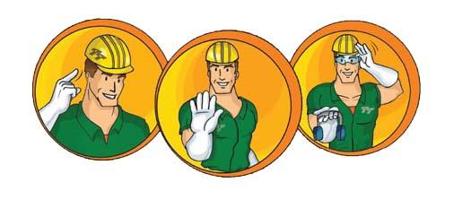 Segurança no trabalho - EPI